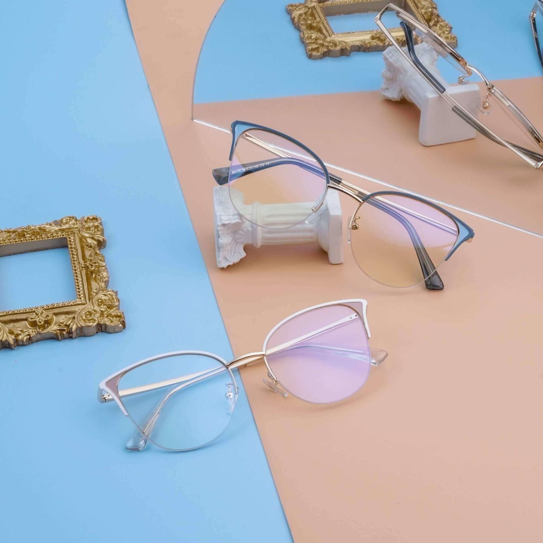 Nhiều mẫu kính gọng cực kì thời trang chất lượng tốt với giá rẻ