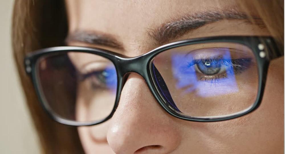 Tròng kính cận viễn loạn chống ánh sáng xanh