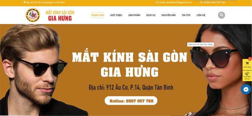 website matkinhsaigongiahung.net